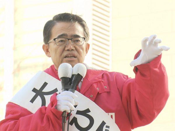 大村 知事 任期