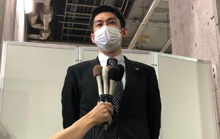中村拓巳(K-1プロデューサー)の経歴や学歴・年収は?自粛要請は無視?