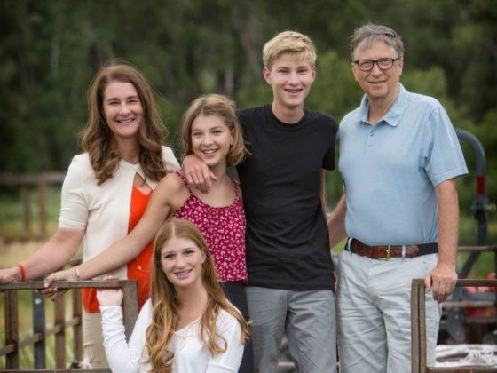 ビル・ゲイツの家族構成(妻/子供)は?妻は財団会長で娘は医師?(2)